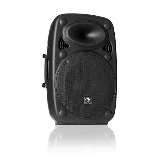 "SLK-10-A Aktiv Altoparlante PA 10"" 400 W max. Ingressi USB e SD, MP3"