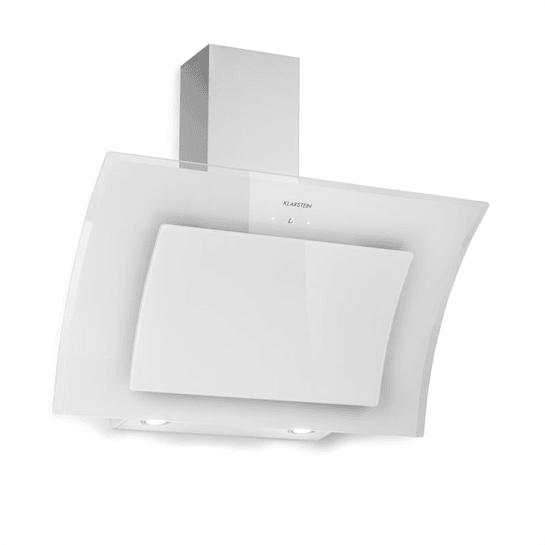 Sabia 90, digestoř, 90 cm, 600 m³/h, LED, 3 úrovně výkonu, bílá