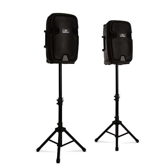 Combo 1 PA Speakers Active and Passive Max. 700W Bluetooth Black
