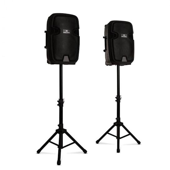 Combo 1 PA-Lautsprecher aktiv und passiv max. 700W Bluetooth schwarz