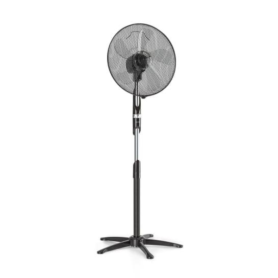 Summer Vibe staande ventilator 55W zwart