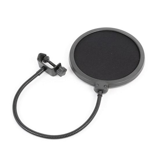 M06 mikrofonin popsuoja 6'' suojus muunneltava kaula