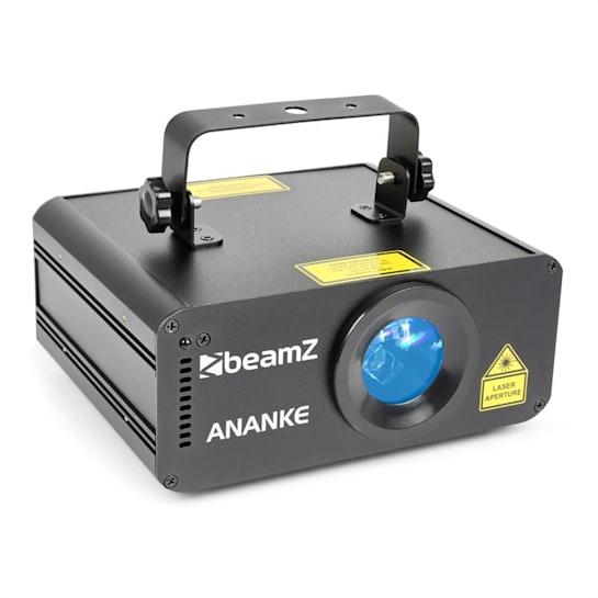 Ananke Laser 3D Rosso, Verde e Blu Modalità DMX/Standalone Telecomando