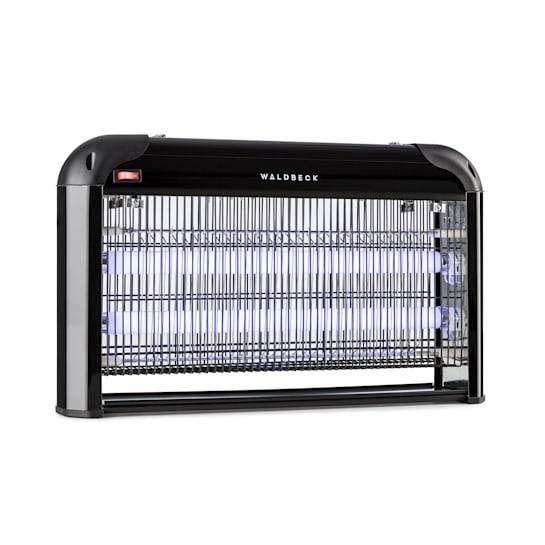 Mosquito Ex 5000 hyönteisansa 38 W UV-lamppu 150 m² musta