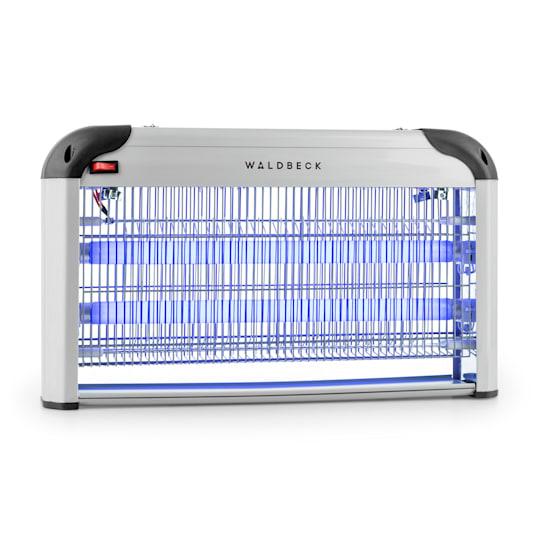 Mosquito Ex 5000 Insektenvernichter 38W UV-Licht 150m² silber
