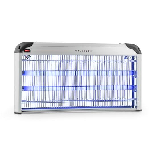 Mosquito Ex 6000 hyttysansa 43W UV-valo 200m² hopea