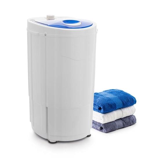 Top Spin Compact, centrifuga rublja, 45 W, 1.5 kg, timer, bijelo/plava