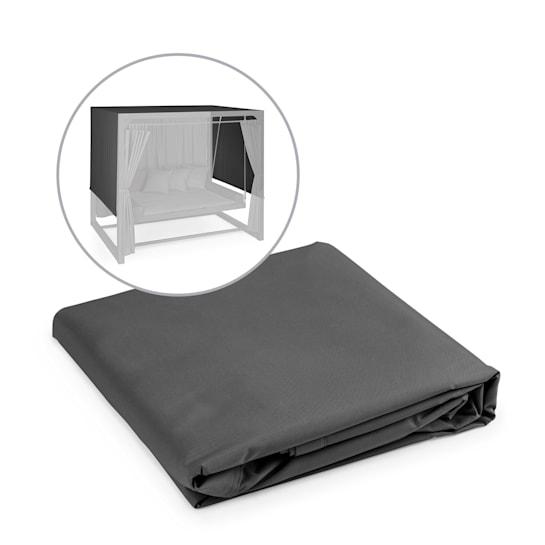 Eremitage Toit de remplacement protection solaire balancelle - gris
