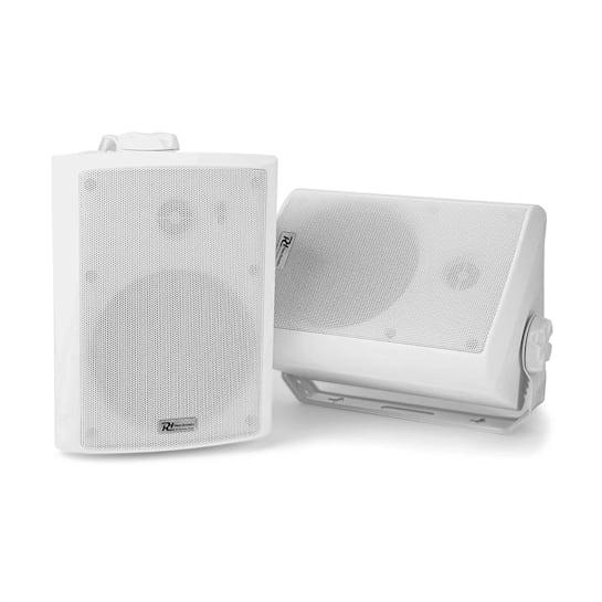 WS40A WiFi Lautsprecher-Set 200 W max. Multi-Room IP55 weiss