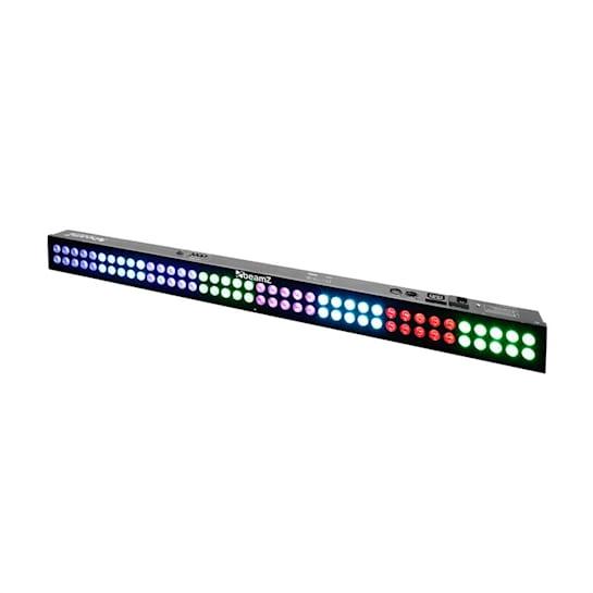 LCB803 barre LED 80x LED 3W 3 en 1 mode DMX / autonome 120W noir