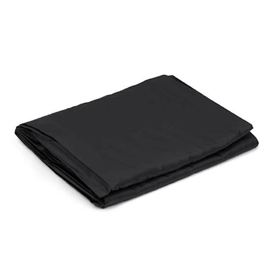 Bermuda Regenschutzhülle wasserabweisend Polyester schwarz