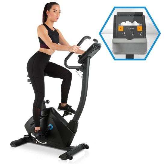 Evo Tack, kardio kolo, domácí trenažér, bluetooth, aplikace, 15 kg setrvačník