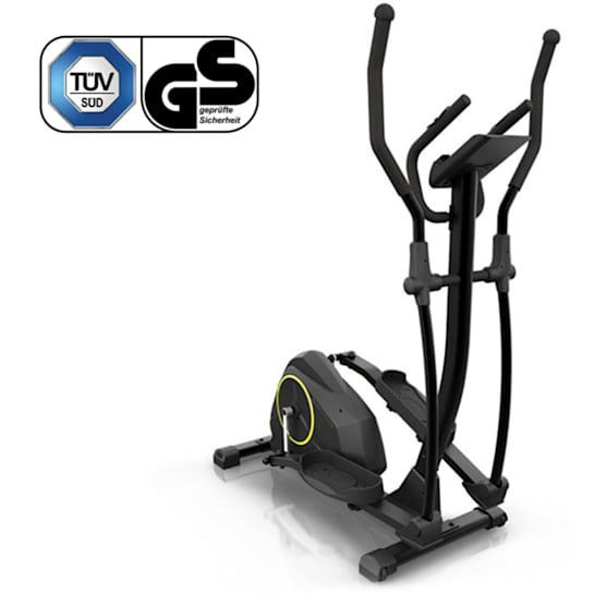 Helix Air Crosstrainer12 kg Flywheel, Belt Drive black