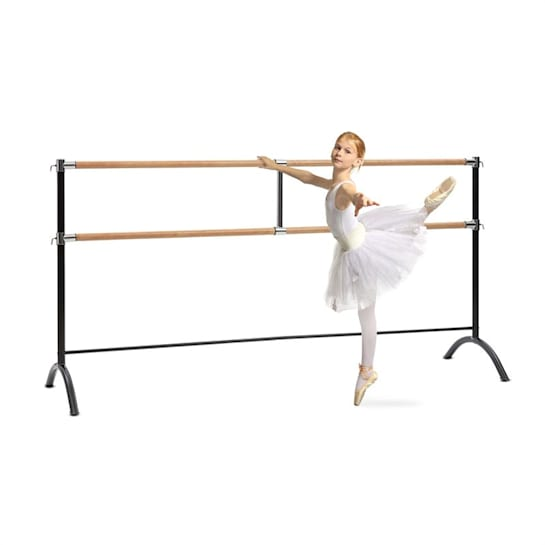 Barre Anna Sbarra da Balletto, Indipendente, 220 x 113 cm, 2 x 38mm Ø
