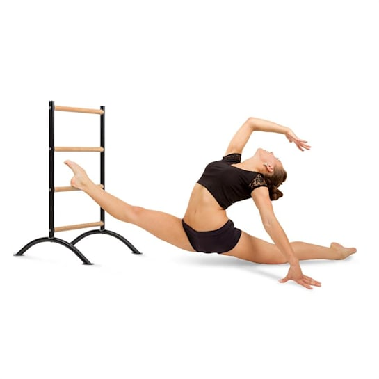 "Barre Amelie Stretch Ladder, Lunghezza 24"" (61 cm), 4 Altezze, Freestanding"