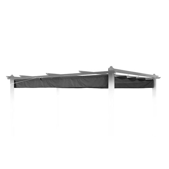 Pantheon Roof Tettuccio di ricambio 3x4m | accessori | 180 g/m² poliestere | grigio