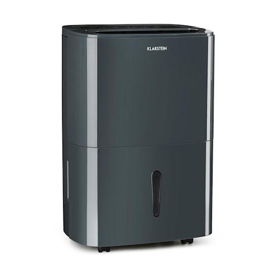 DryFy 20, dezumidificator, 420 W, 20 l/24h, 230 m³/h, 40 - 50 m², Dryselect, 45 dB, antracit
