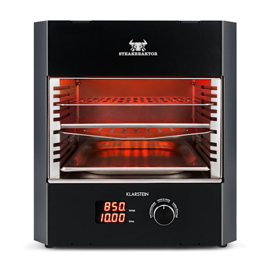 Steakreaktor Pro Indoor Grillgerät Hochtemperaturgrill 3200W 850°C Made in Germany