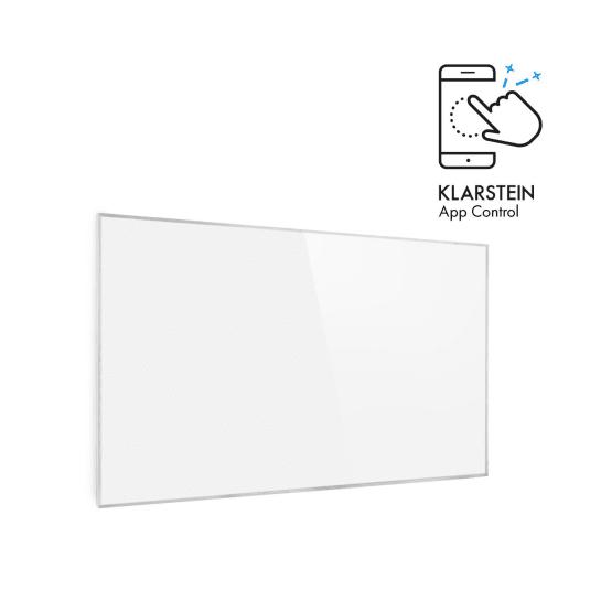 Wonderwall 450 Smart, infrapanel, infracrvena grijalica, 50 x 90 cm, 450 W, tjedni timer, IP24, bijela
