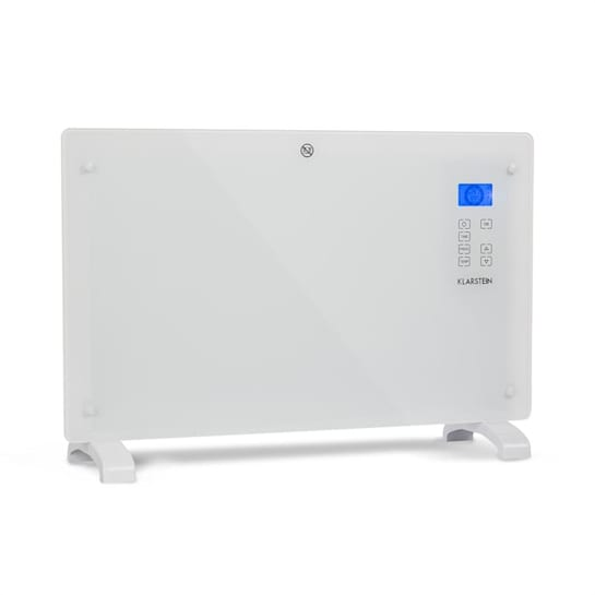 Norderney Convection Heater Thermostat Timer 2000W 30m² White