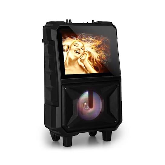 "CenterStage 8 Enceinte karaoké portable 8"" 20W écran 14,1"" + micro sans fil"