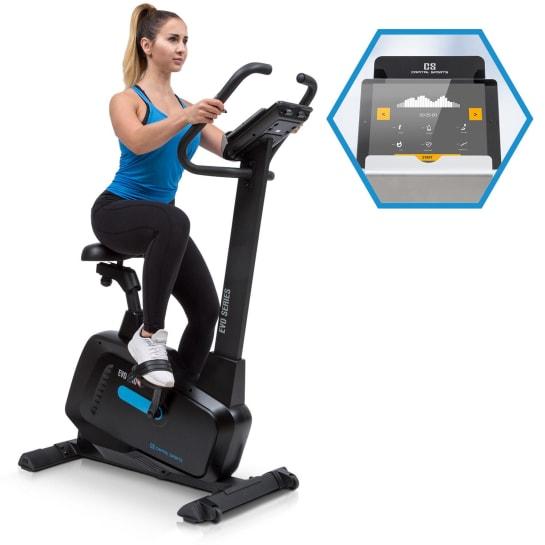 Evo Pro, kardio kolo, bluetooth, aplikacija, vztrajnik 20 kg