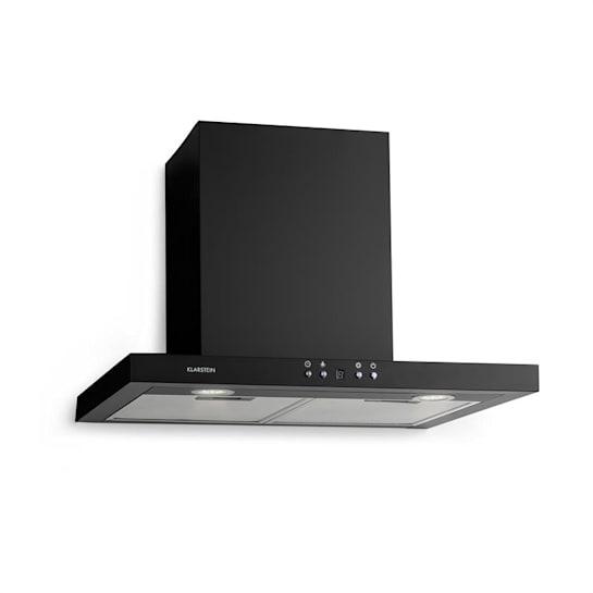 Limelight, kuhinjska napa, 60 cm, stenska kuhinjska napa, 600 m³/h, črna