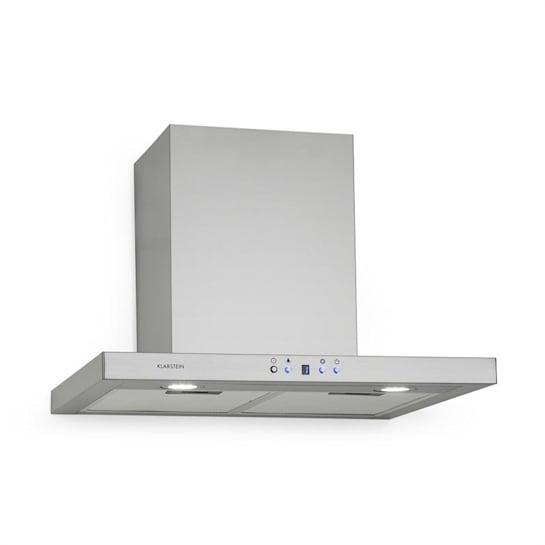 Limelight, odsavač par, 60 cm, nástěnná digestoř, 600 m³/h, stříbrná