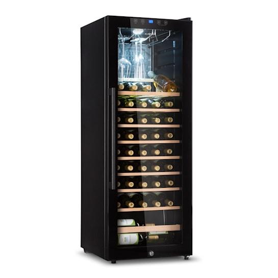 Barossa 54S, vinotéka, 148l, 46 lahví, skleněné dveře, dotykové ovládání