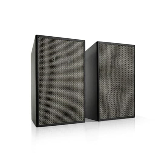 Pure Precision Box Active Speaker Set, 100 W max., 2-way, Black