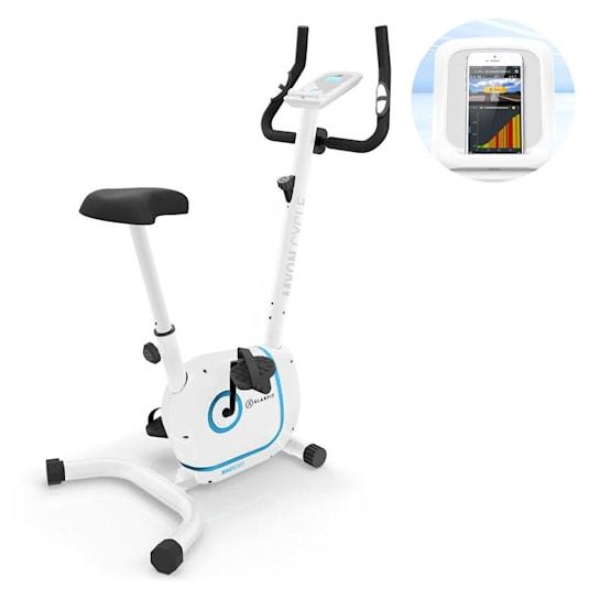 Myon Cycle, szobakerékpár, 12kg lendkerék, SmartCardio Studio, fehér