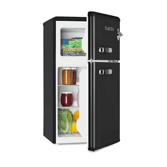 Irene Combinazione Frigo da 61 l e Freezer da 24 l nero
