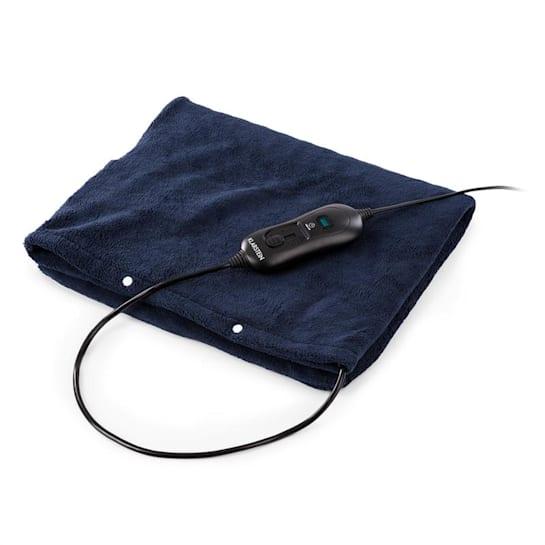 Dr. Watson Heatzone L Heating Pad 100W 65x40cm MicroPlush Dark Blue
