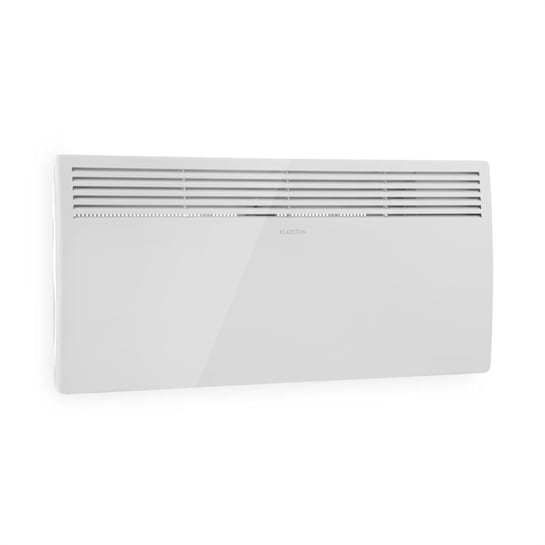 Hot Spot Slimcurve Heater 80x40cm 40m² 2000W 5-40 ° C LED IP24 White