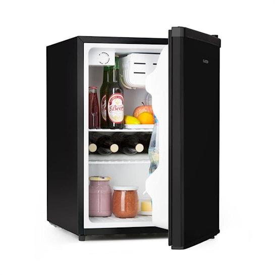 Cool Kid, mini chladnička so 4 l mraziacim boxom, 66 l, 42 dB, A+, čierna