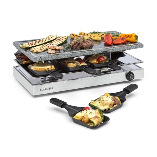Gourmette raclette grill