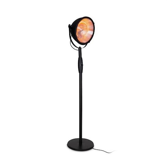 Radiateur de terrasse infrarouge Heatspot 900 /1500 / 200W ComfortHeat - noir