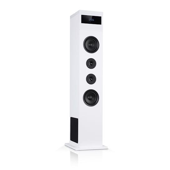Karaboom 100 Turmlautsprecher 120W max. Bluetooth 2 in 1 USB