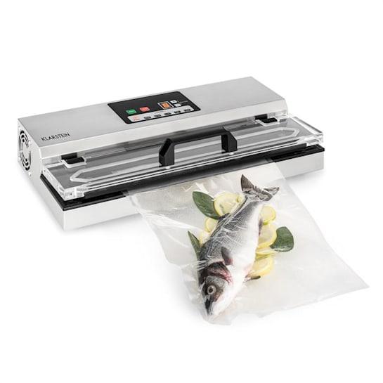 Foodlocker 650, vákuumozó gép, 650 W, InstantSealing, nemesacél, ezüst
