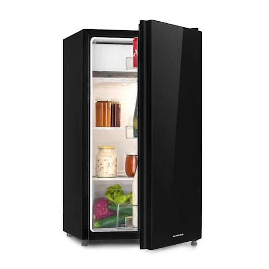 Luminance Frost, hladnjak, 91 l, A+, pretinac za povrće, 2 staklene police, crni