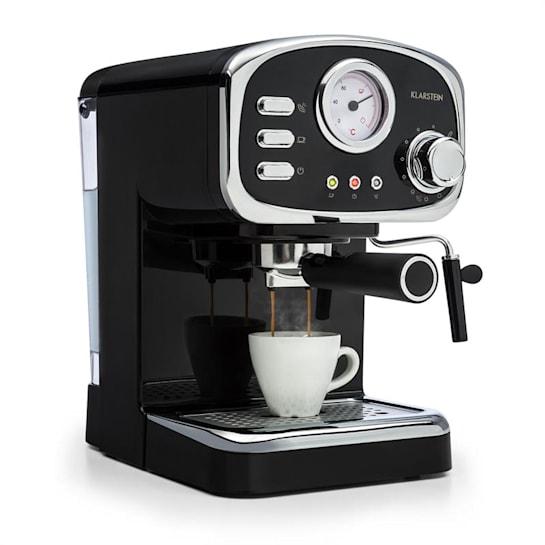 Espressionata Gusto Macchina per caffè espresso 1100W 15 bar nero