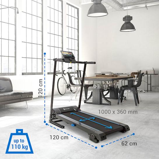 Pacemaker F60, traka za trčanje, 1 HP, samopodmazujuća, bluetooth