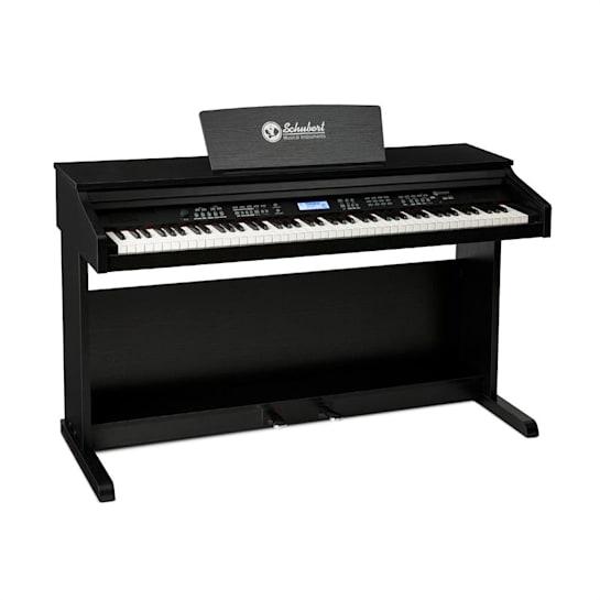 Subi88 MKII Keyboard 88 Tasten MIDI USB 360 Klänge 160 Rhythmen schwarz