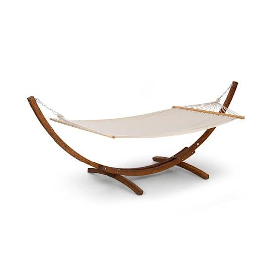 Bali Swing Hängematte Lärche160 kg max. creme