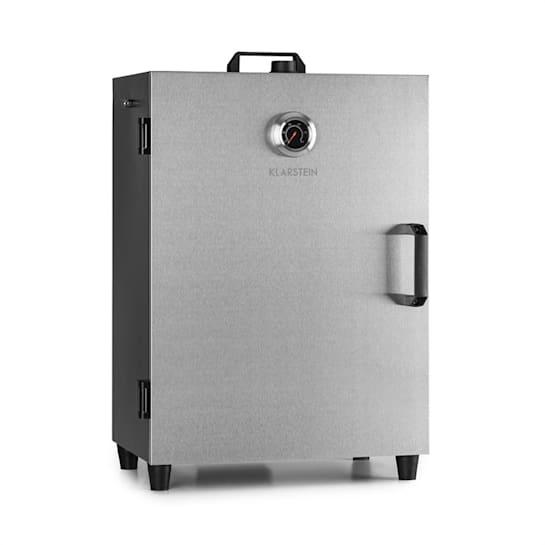 Flintstone Steel Affumicatore 1600 W Termometro Integrato Acciaio Inox