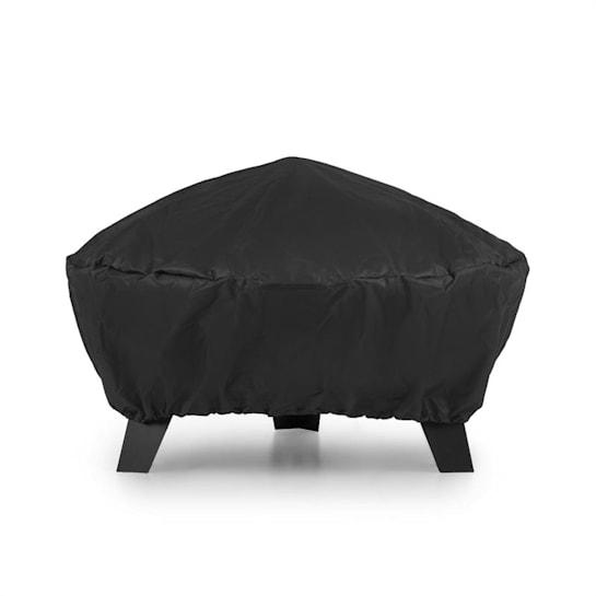 Nolana, pokrivač za zaštitu od vremenskih utjecaja, nylon 600d, nepremočiv, crni