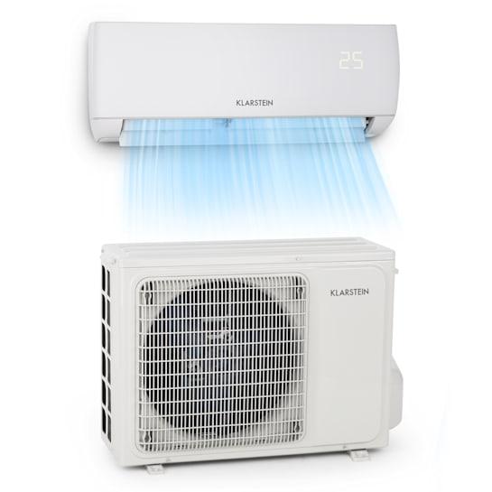 Windwaker Split-Klimaanlage 9.000 BTU/2,7 kW Luftdurchsatz 600m³/h