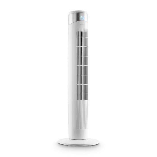 Storm Tower, вентилатор, 3 типа вятър, 6 скорости, бял