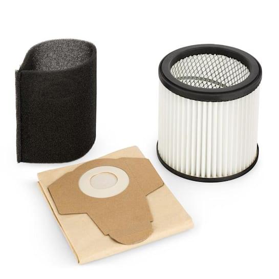 Lakeside Power Filter-Set Filterbeutel Motorfilter Schwammfilter HEPA