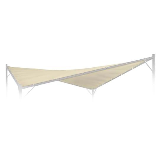 Sombra, pergola, náhradní střecha, 180 g/cm², polyester, příslušenství, béžová